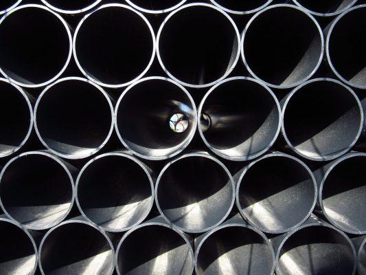 Купите в Екатеринбурге трубы электросварные прямошовные 20 и 09Г2С из наличия, склад, прайс