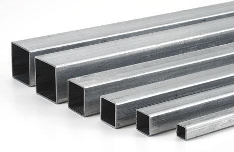 Купите в Екатеринбурге трубы профильные, ГОСТ 30245-2003 3сп, сталь 10 сталь 20 сталь 09Г2С — из наличия, склад, прайс